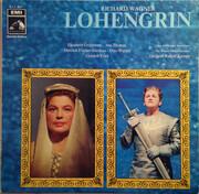 LP - Richard Wagner , Elisabeth Grümmer , Jess Thomas , Dietrich Fischer-Dieskau , Otto Wiener , Gottlob - Lohengrin