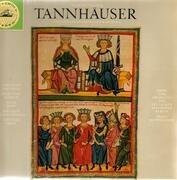 LP - Richard Wagner , Elisabeth Grümmer , Marianne Schech , Hans Hopf , Dietrich Fischer-Dieskau , Gottl - Tannhäuser (Großer Querschnitt)