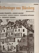 LP - Wagner (Kempe) - Die Meistersinger Von Nürnberg (Highlights) - Mono