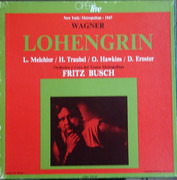 LP-Box - Richard Wagner , Fritz Busch - Lohengrin
