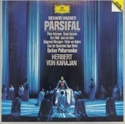 LP-Box - Wagner ,Karajan , Berliner Philh. , Chor d. dt. Oper Berlin - Parsifal - box+ booklet