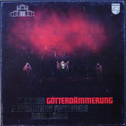 LP-Box - Wagner (Böhm) - Götterdämmerung - Promo / Hardcoverbox + booklet