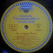 LP - Richard Wagner , Leonie Rysanek , Wolfgang Windgassen , Eberhard Wächter , Josef Greindl , Ferdinan - Tannhäuser