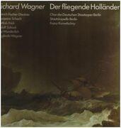 LP-Box - Richard Wagner , Marianne Schech , Franz Konwitschny , Sieglinde Wagner , Dietrich Fischer-Dieskau - Der Fliegende Holländer - booklet with libretto