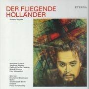 LP - Richard Wagner , Marianne Schech , Sieglinde Wagner , Dietrich Fischer-Dieskau , Rudolf Schock , Fr - Der Fliegende Holländer