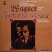 LP - Wagner / Tchaikovsky - Siegfried Idyll / Romeo & Juliet Fantasy Overture - Mono