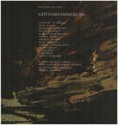 LP-Box - Richard Wagner , Rundfunkchor Leipzig , Chor der Staatsoper Dresden , Staatskapelle Dresden , Marek - Götterdämmerung - laminated
