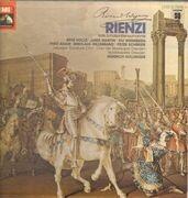 LP-Box - Richard Wagner/  Staatskapelle Dresden , Heinrich Hollreiser, R. Kollo,J. Martin - Rienzi - booklet with libretto , quadrophonic