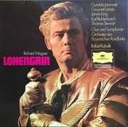 LP - Wagner (Kubelik) - Lohengrin (Szenen)