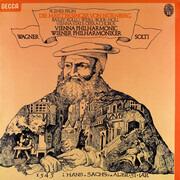 LP - Wagner (Solti) - Scenes From Die Meistersinger Von Nürnberg - ffss