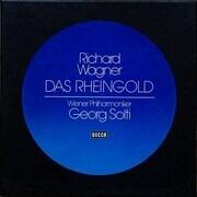 LP-Box - Richard Wagner / Wiener Philharmoniker , Georg Solti - Das Rheingold - booklet with libretto