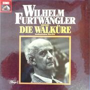 LP-Box - Richard Wagner , Wilhelm Furtwängler - Die Walküre