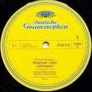 LP - Richard Wagner / Berliner Philharmoniker , Rafael Kubelik - Vorspiele: Lohengrin / Meistersinger / Tristan Und Isolde / Siegfried-Idyll / Liebestod