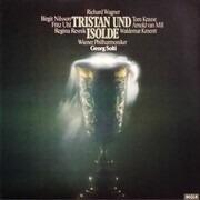 LP-Box - Richard Wagner / Birgit Nilsson , Fritz Uhl , Regina Resnik , Tom Krause , Arnold van Mill , Waldem - Tristan Und Isolde