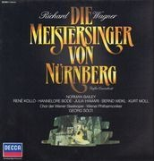 LP - Richard Wagner - Die Meistersinger von Nürnberg