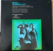 LP - Richard Wagner / Lotte Lhemann, Lauritz Melchior - Die Walküre - Act