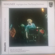 LP - Wagner - Highlights From The Flying Dutchman