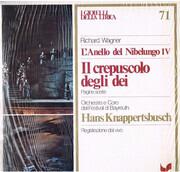 LP - Wagner (Knappertsbuch) - Il Crepuscolo Degli Dei (Götterdämmerung) - Gatefold