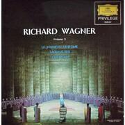 LP - Richard Wagner - Le Vaisseau Fantome