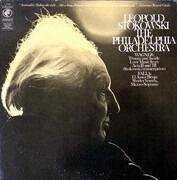 LP - Richard Wagner / Manuel De Falla - Tristan Und Isolde, Love Music From Acts II And III (Stokowski Transcription) / El Amor Brujo