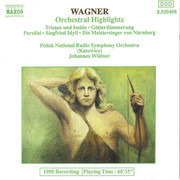 CD - Wagner - Orchestral Highlights