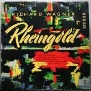 LP - Richard Wagner / Staatskapelle Berlin / Rudolf Kempe / Ferdinand Frantz / Johanna Blatter / Helmut - Rheingold