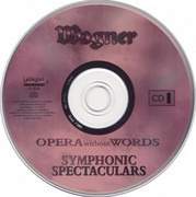 CD - Richard Wagner - Symphonic Spectaculars