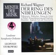 LP - Richard Wagner ; The London Symphony Orchestra , Leopold Stokowski - Der Ring Des Nibelungen