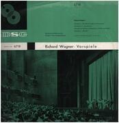 LP - Richard Wagner - Vorspiele