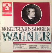 LP - Richard Wagner - Weltstars Singen