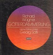 LP - Richard Wagner/  Wiener Philharmoniker , Georg Solti - Götterdämmerung - booklet with libretto