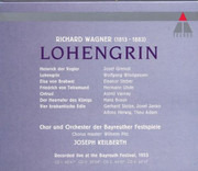 CD-Box - Wagner - Lohengrin - + booklet