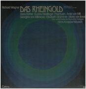 LP - Richard Wagner - Das Rheingold - Hardcover Box
