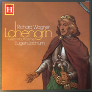 LP-Box - Richard Wagner - Lohengrin - Hardcover Box + Booklet with Libretto