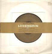 LP - Richard Wagner - Lohengrin - Bonus 7 Inch