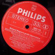 LP - Richard Wagner - Richard Wagners Grosse Opernchöre