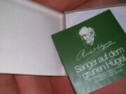 LP-Box - Richard Wagner - Sänger Auf Dem Grünen Hügel - Eine Schallplatten-Dokumentation Aus Anlaß Des 100jährigen Jubiläums Der Bayreuther Festspiele 1876-1976 - Box With Booklet