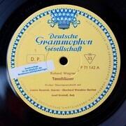 LP - Richard Wagner - Tannhäuser - Tulip rim.