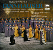 LP - Richard Wagner - Tannhäuser