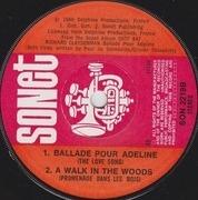 7'' - Richard Clayderman - Ballade Pour Adeline