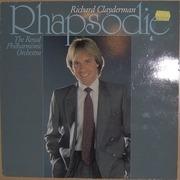 LP - Richard Clayderman, The Royal Philharmonic Orchestra - Rhapsodie