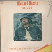 LP - Richard Harris - Slides - die cut cover, still sealed