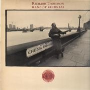 LP - Richard Thompson - Hand Of Kindness