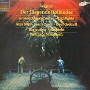 LP - Richard Wagner - Der fliegende Holländer