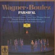 LP-Box - Wagner - Parsifal - Ein Bühnenweihfestspiel (Boulez)