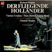 LP - Richard Wagner, Viorica Ursuleac, Hans Hotter - Der Fliegende Holländer