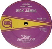 12'' - Rick James - 17