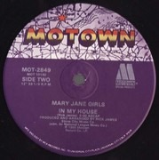 12inch Vinyl Single - Rick James / Mary Jane Girls - Super Freak / In My House