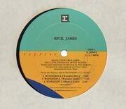 12'' - Rick James - Wonderful