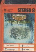 8-Track - Rick Wakeman - Journey To The Centre Of The Earth - Still Sealed